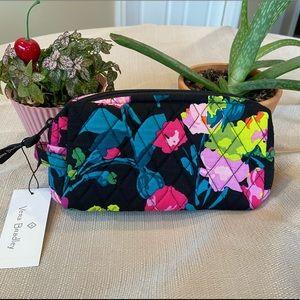 Vera Bradley Floral Medium Cosmetic Bag